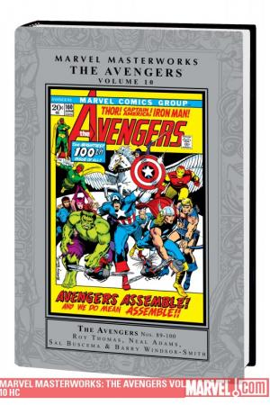 Marvel Masterworks: The Avengers Vol. 10 (2010 - Present)