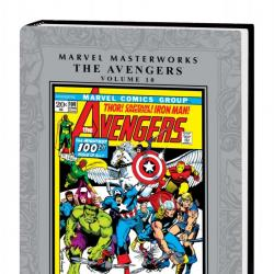 Marvel Masterworks: The Avengers Vol. 10