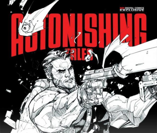 ASTONISHING TALES: WOLVERINE/PUNISHER #5