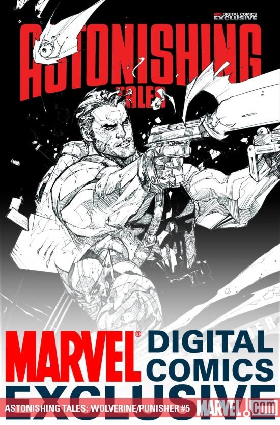 Astonishing Tales: Wolverine/Punisher Digital Comic (2008) #5