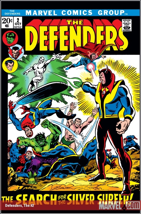 Defenders (1972) #2