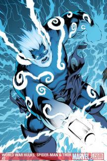 World War Hulks: Spider-Man & Thor #2