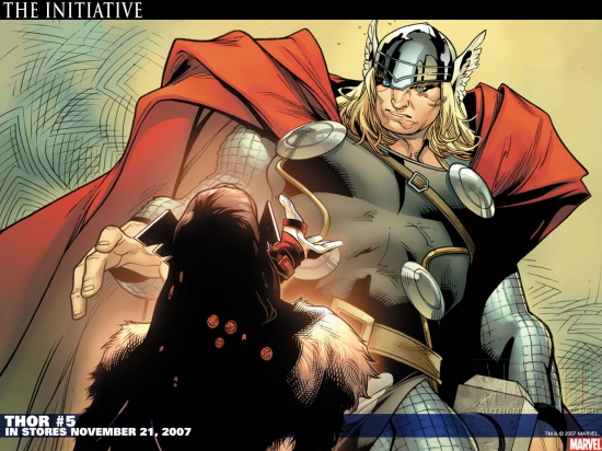 Thor (1998) #5 Wallpaper