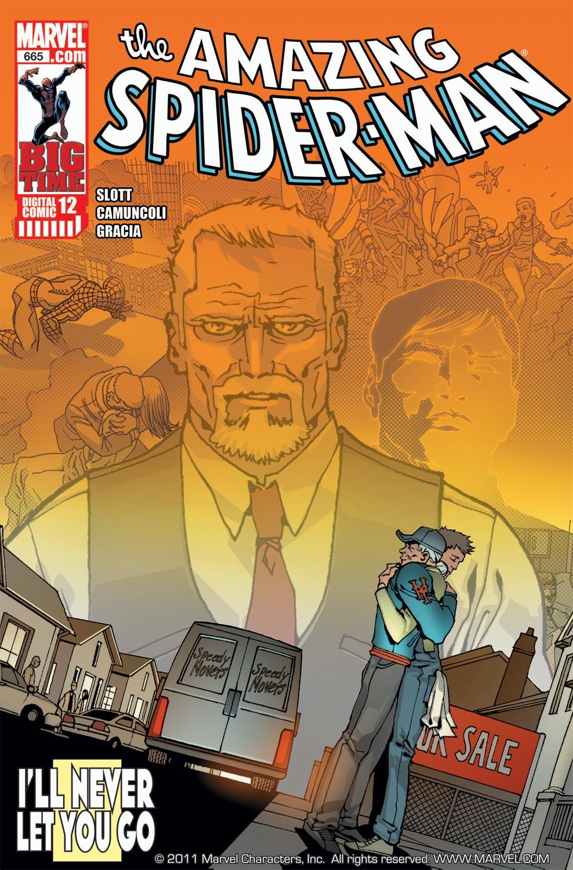 Spider-Man: Big Time (2010) #12