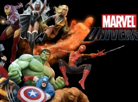 Marvel Universe MMO