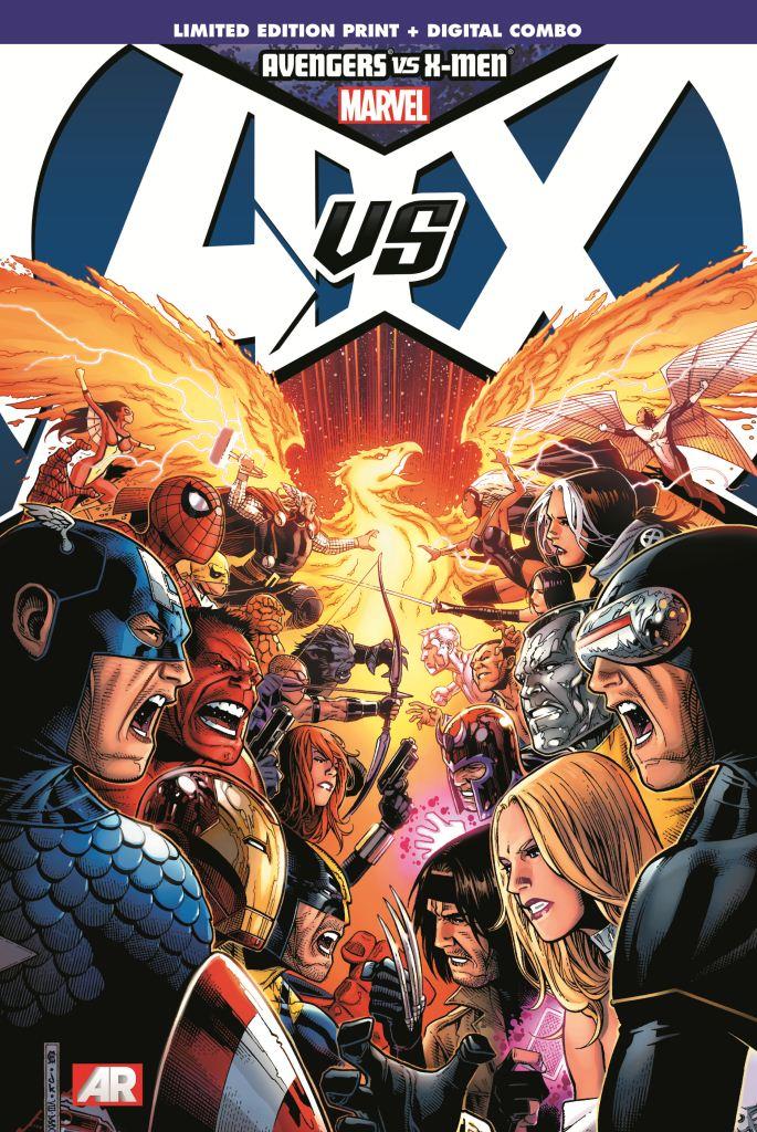 Avengers Vs. X-Men HC (Hardcover)
