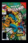 Web of Spider-Man (1985) #48 Cover