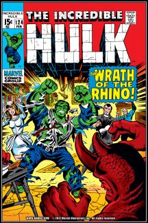 Incredible Hulk (1962) #124