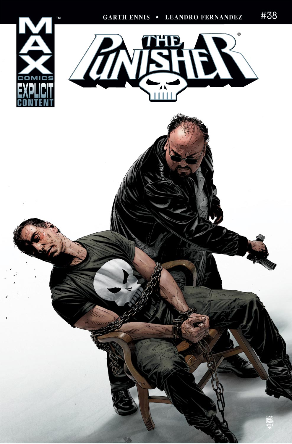 Punisher Max (2004) #38