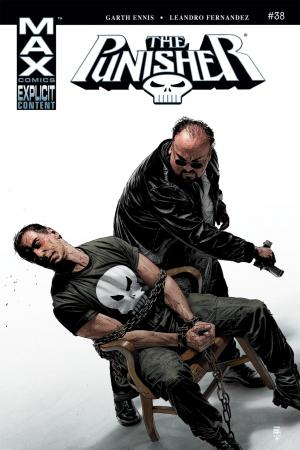 Punisher Max #38