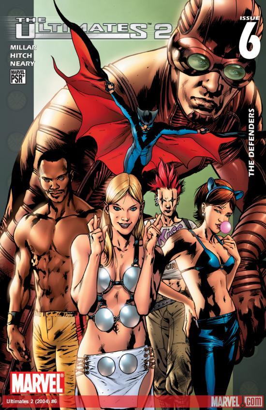 Ultimates 2 (2004) #6