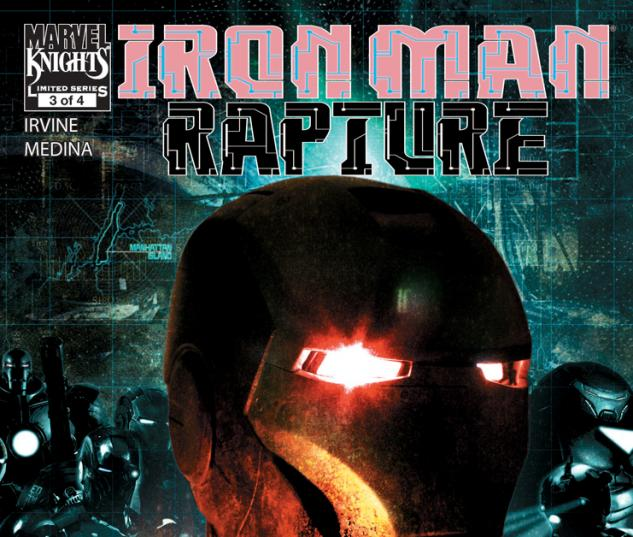 Iron Man: The Rapture (2010) #3