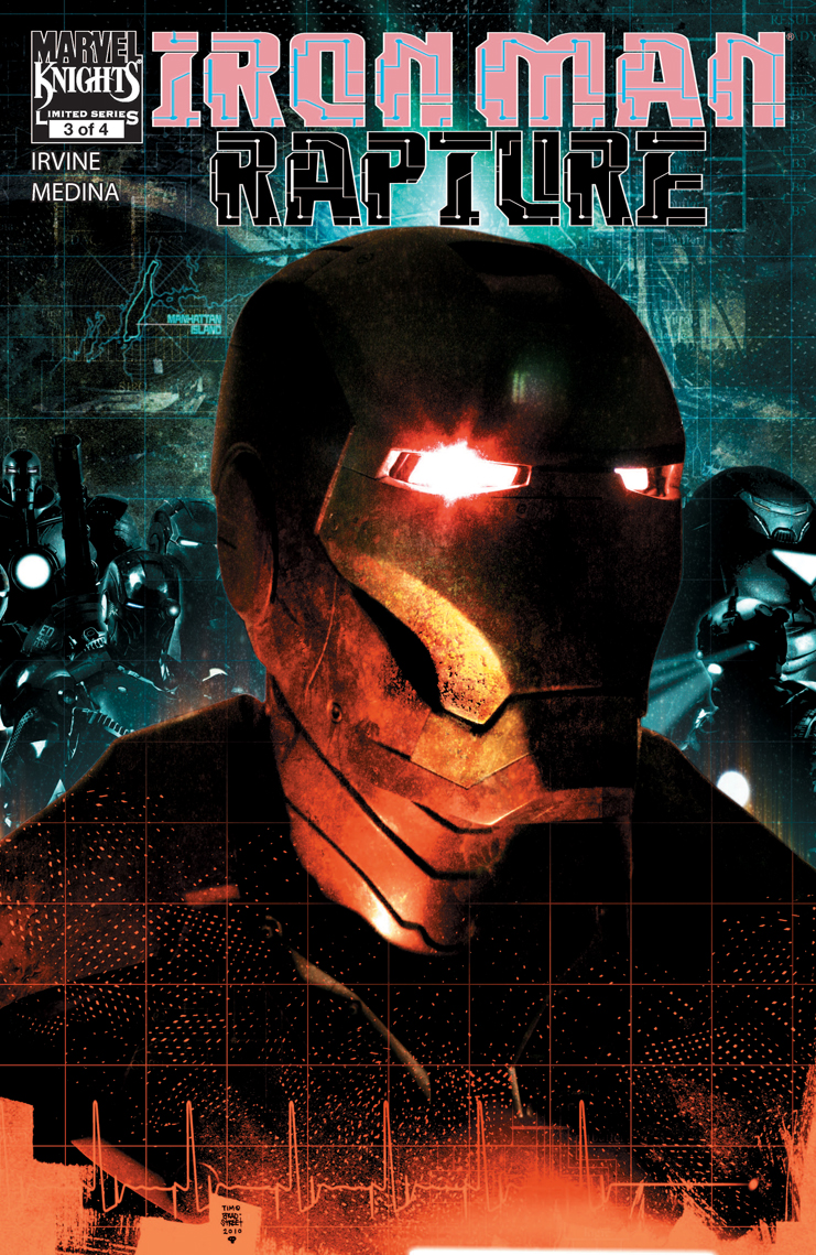 Iron Man: Rapture (2010) #3