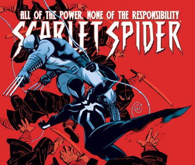 SCARLET SPIDER 19