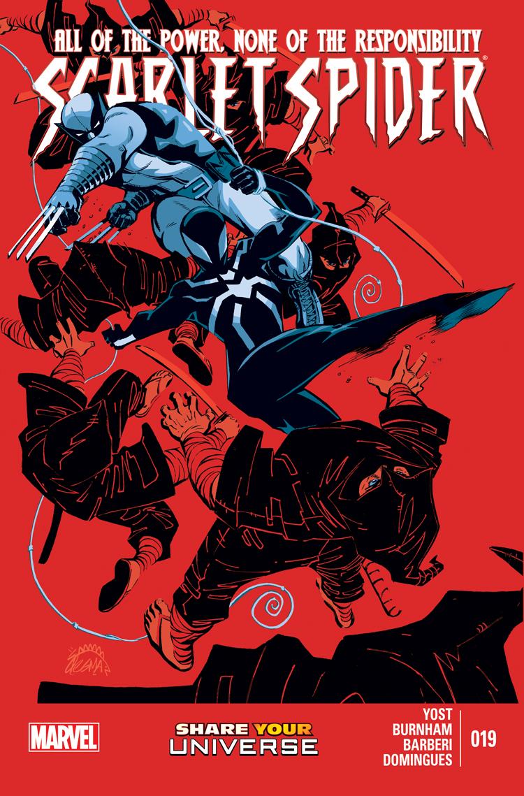 Scarlet Spider (2011) #19