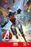 AVENGERS WORLD 2 (ANMN, WITH DIGITAL CODE)