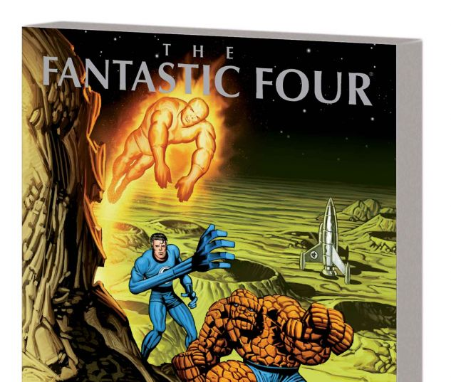 MARVEL MASTERWORKS: THE FANTASTIC FOUR VOL. 10 TPB