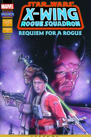 Star Wars: X-Wing Rogue Squadron (1995) #17
