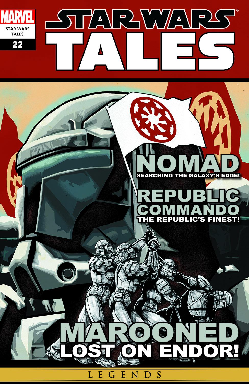 Star Wars Tales (1999) #22