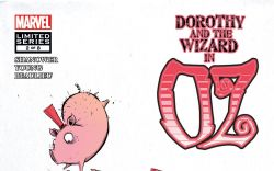 DOROTHY & THE WIZARD IN OZ (2010) #2 Cover