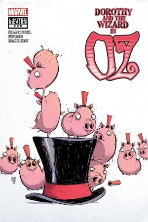 Dorothy & the Wizard in Oz (2010) #2