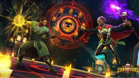 Marvel Contest of Champions Mordo Spotlight