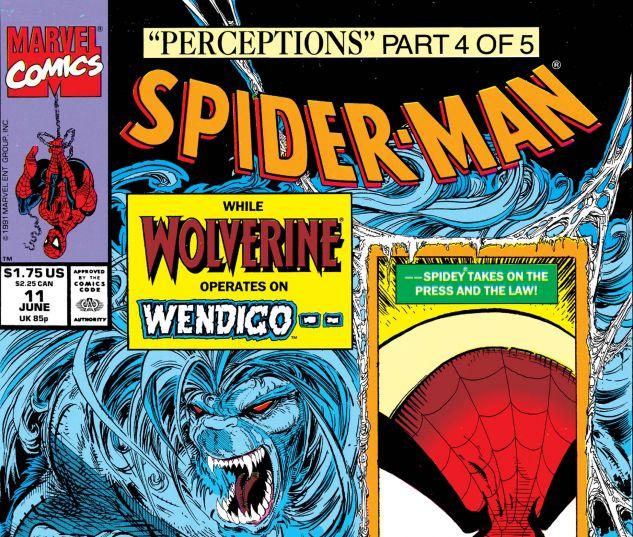 SPIDER-MAN (1990) #11