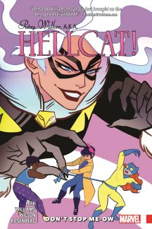 Patsy Walker, A.K.A. Hellcat! Vol. 2: Don't Stop Me-ow (Trade Paperback)
