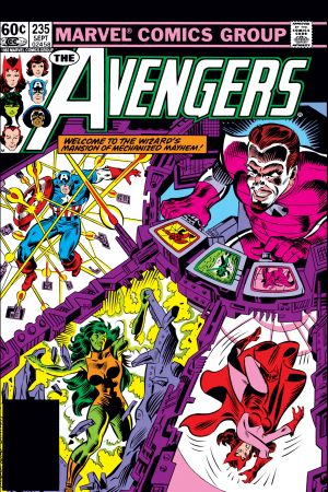Avengers (1963) #235