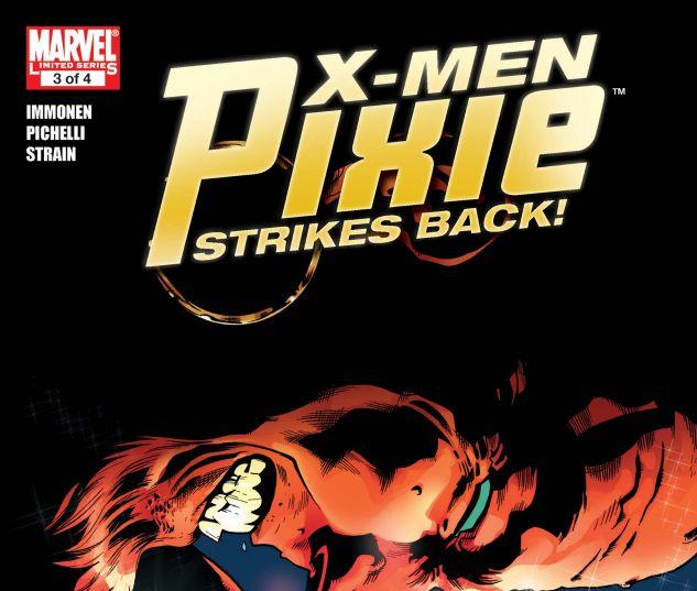 X-MEN: PIXIE STRIKES BACK (2009) #3