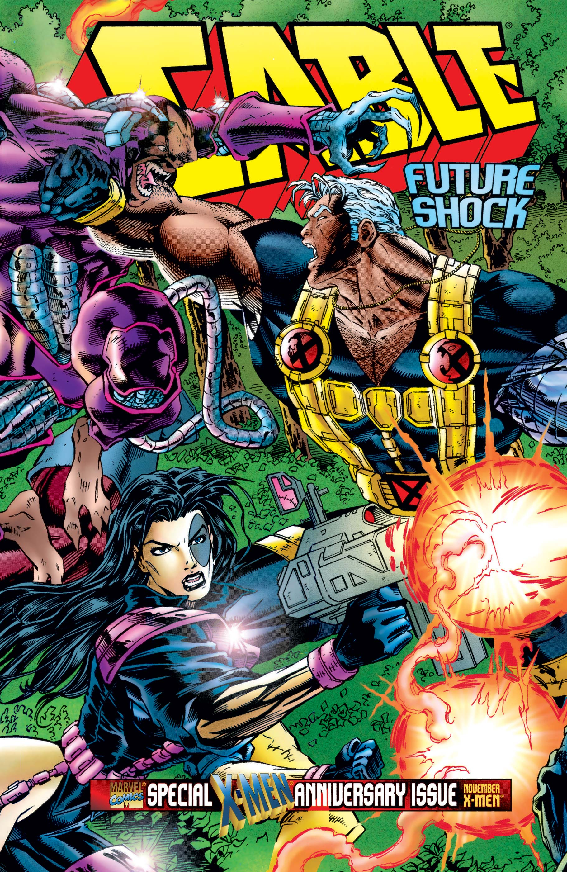 Cable (1993) #25