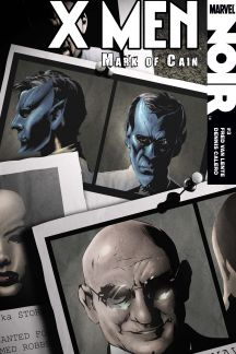 X-Men Noir: Mark of Cain #3