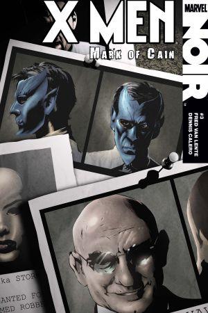 X-Men Noir: Mark of Cain #3