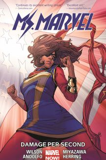 Ms. Marvel Vol. 7: Damage per Second (Trade Paperback)