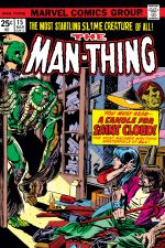 Man-Thing (1974) #15 cover