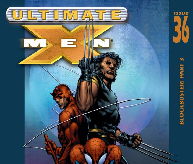 Ultimate X-Men (2001) #36