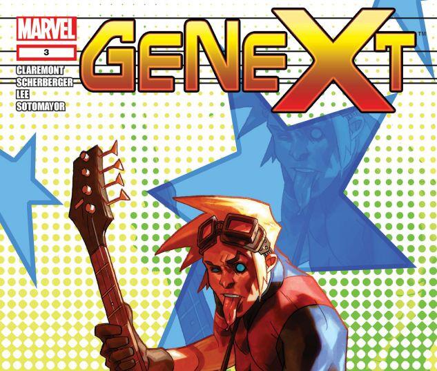 GENEXT (2008) #3