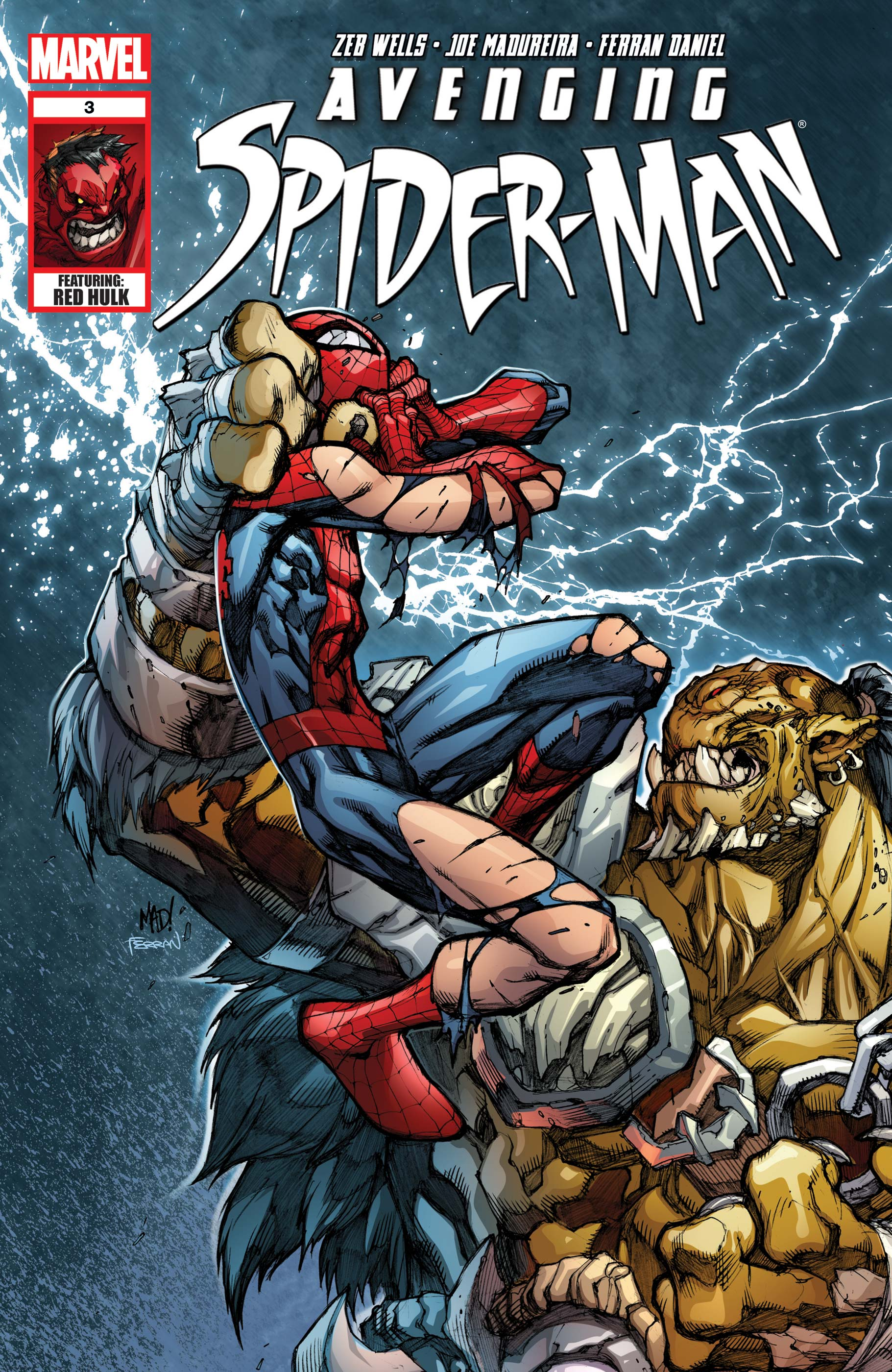 Avenging Spider-Man #18 Comic Book 2013 NOW Marvel