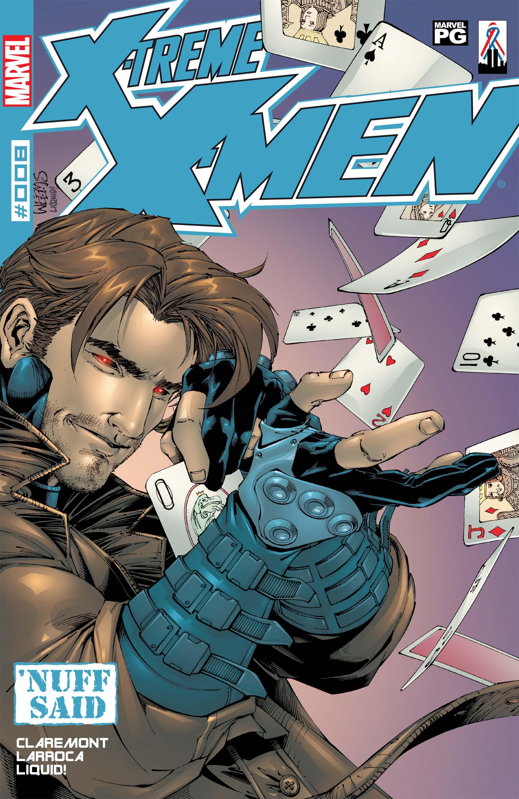 X-Treme X-Men (2001) #8
