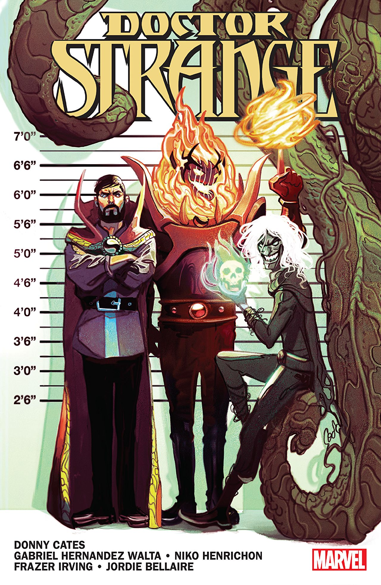 Doctor Strange By Donny Cates (Hardcover)