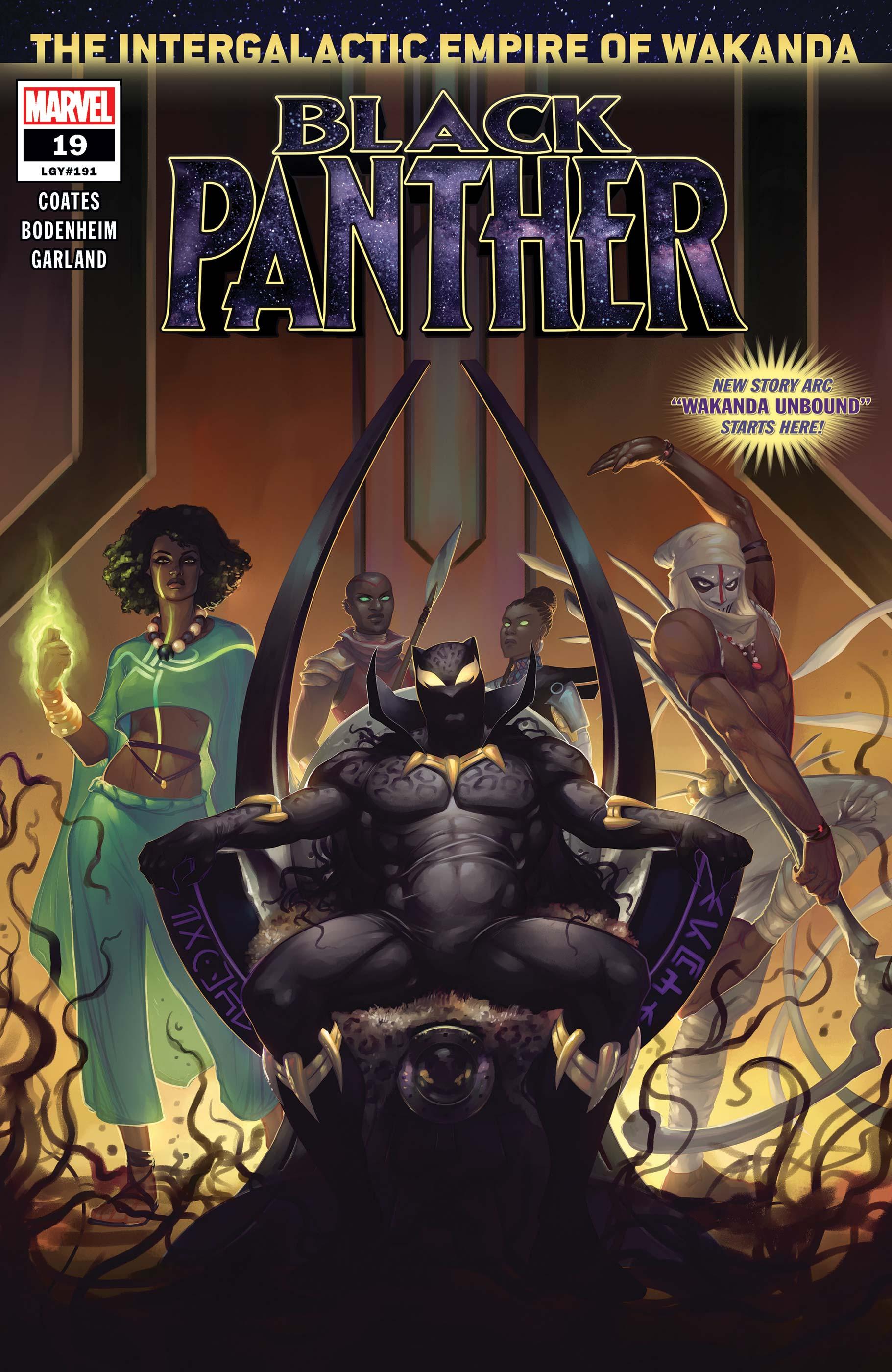 Black Panther (2018) #19