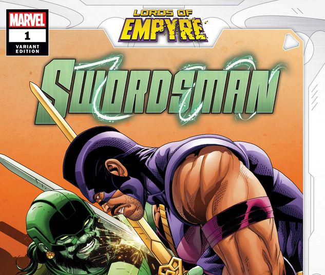 LORDS OF EMPYRE: SWORDSMAN 1 LAROCCA VARIANT #1