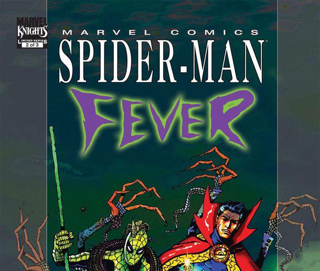 Spider-Man: Fever #2
