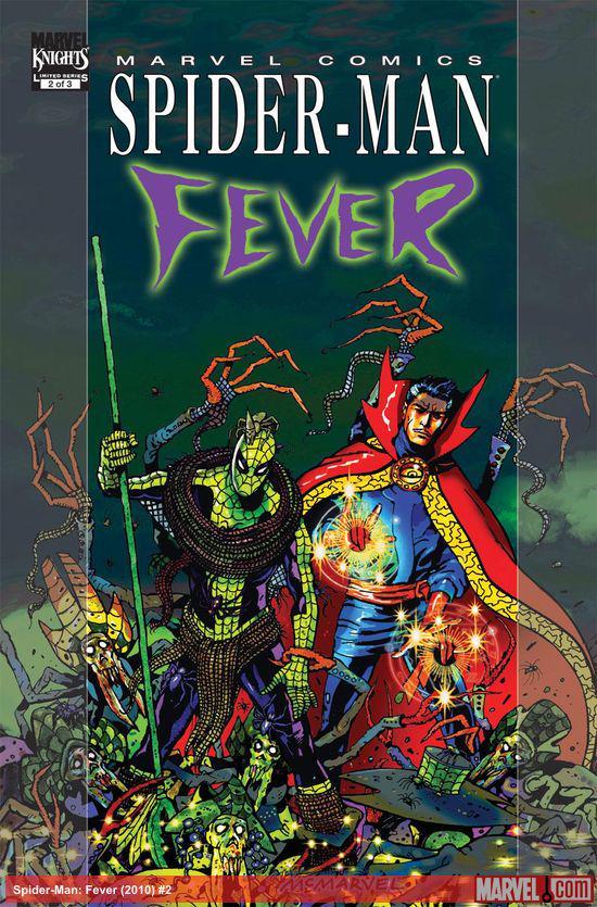 Spider-Man: Fever (2010) #2