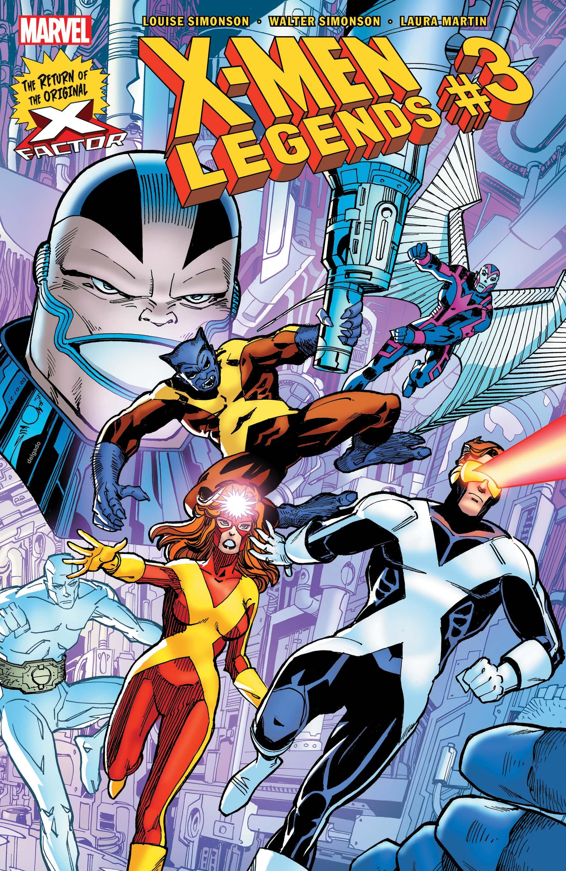 X-Men Legends (2021) #3