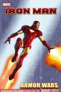 Iron Man & the Armor Wars (Digest)