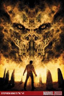 """Stephen King's """"N."""" #1"""