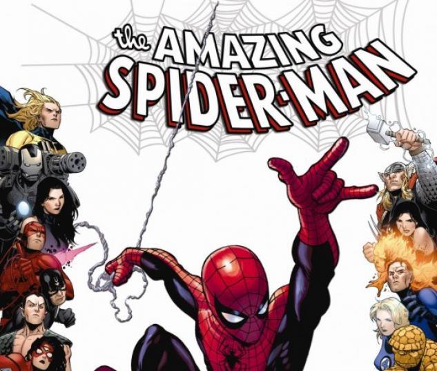 AMAZING SPIDER-MAN #602 (70TH FRAME VARIANT)
