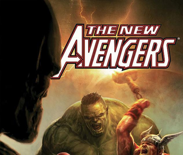 NEW AVENGERS VOL. 8: SECRET INVASION BOOK 1 TPB #0