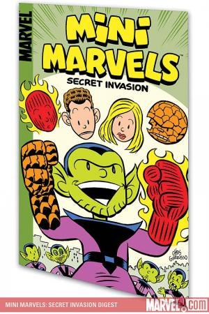 Mini Marvels: Secret Invasion Digest (2009 - Present)
